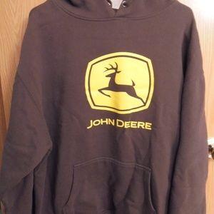 John Deer Hoodie Sweetshirt